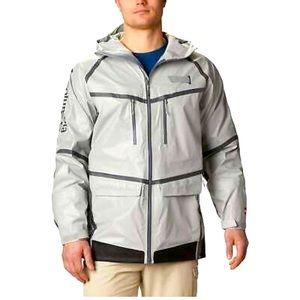 Columbia PFG Hooded Waterproof Fishing Jacket